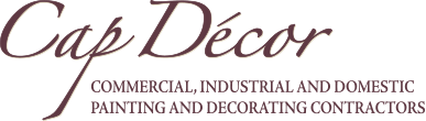 Cap Decor Logo